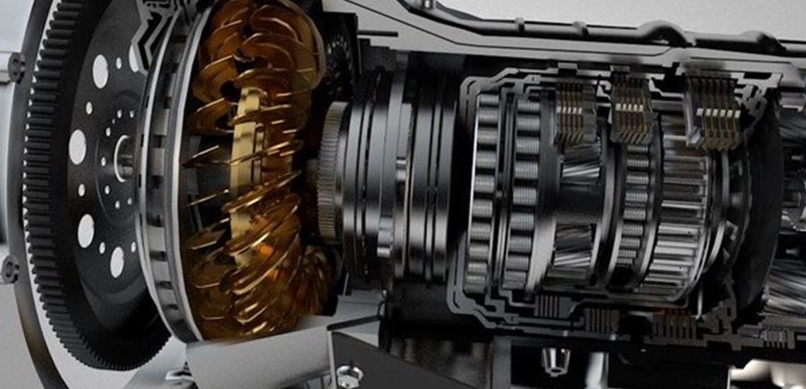 The Variglide continuously variable transmission from Dana